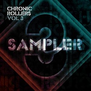 COMMAND STRANGE/SERUM/JAYBEE & DAVE OWEN/L SIDE/FLACO - Chronic Rollers Vol 3 (Sampler)