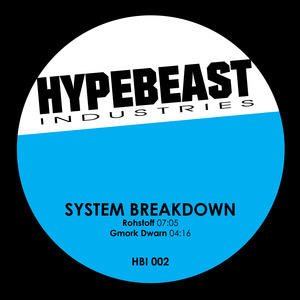 SYSTEM BREAKDOWN - Rohstoff/Gmork Dwarn