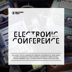VARIOUS - Electronic Conference Issue 6