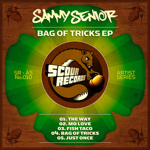 SAMMY SENIOR - Bag Of Tricks EP