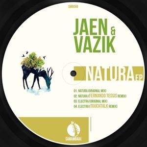JAEN & VAZIK - Natura EP