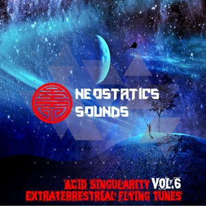 VARIOUS - Extraterrestrial Flying Tunes Vol 6 (Gold Edition)