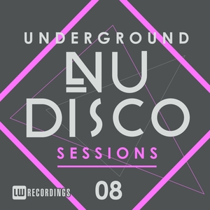 VARIOUS - Underground Nu-Disco Sessions Vol 8