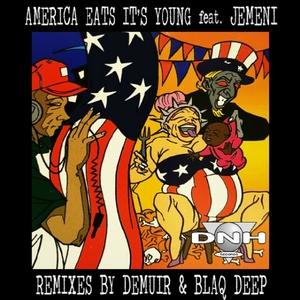 NICK HOLDER feat JEMENI - America Eats It's Young