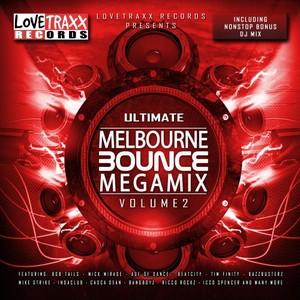 VARIOUS - Ultimate Melbourne Bounce Megamix, Vol  2