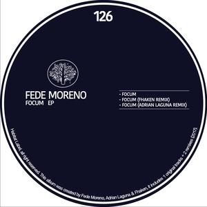 FEDE MORENO - Focum EP