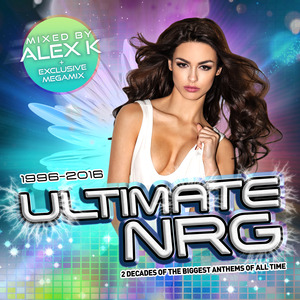 VARIOUS - Ultimate NRG - Best Of 1996-2016