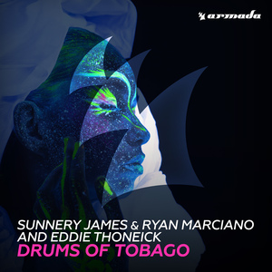 SUNNERY JAMES & RYAN MARCIANO & EDDIE THONEICK - Drums Of Tobago