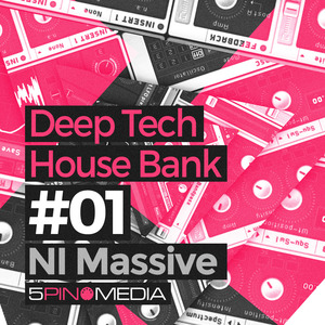 5PIN MEDIA - Deep Tech House NI Massive (Sample Pack Massive Presets)