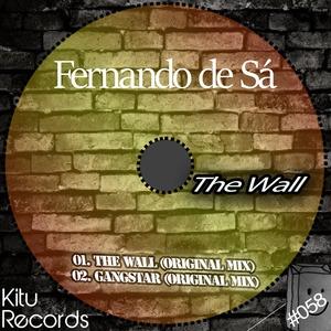 FERNANDO DE SA - The Wall