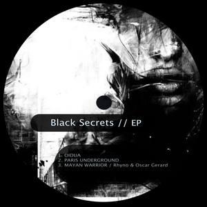 OSCAR GERARD - Black Secrets