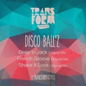 DISCO BALLZ - Jack It Back