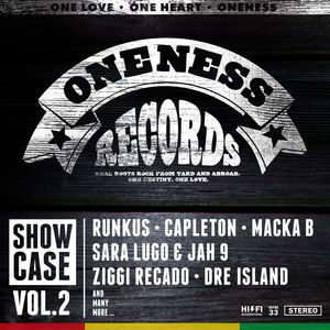 VARIOUS - One Love, One Heart, Oneness Vol 2 (Oneness Records Presents)