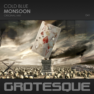 COLD BLUE - Monsoon