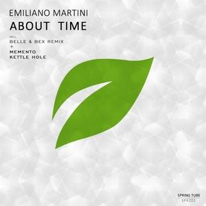 EMILIANO MARTINI - About Time