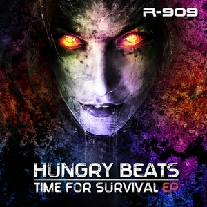 HUNGRY BEATS - Time For Survival EP
