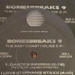 FRANKIE BONES - Bonesbreaks 09