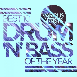 VARIOUS - Best 10 Drum'n'Bass Of The Year
