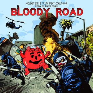TRUTH & GOLDEN EYE feat COLLINJAH - Bloody Road