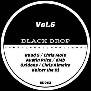 VARIOUS - Black Drop Vol 6