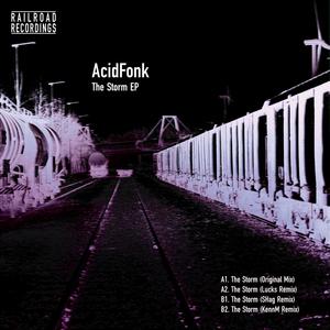 ACIDFONK - The Storm EP