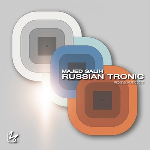 MAJED SALIH - Russian Tronic