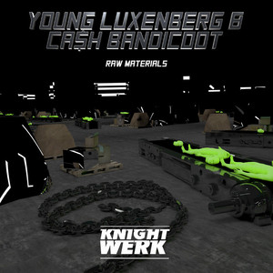 YOUNG LUXENBERG - Raw Materials EP (Explicit)