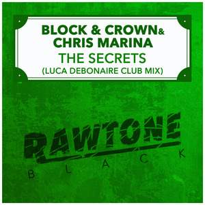 BLOCK/CROWN/CHRIS MARINA - The Secrets