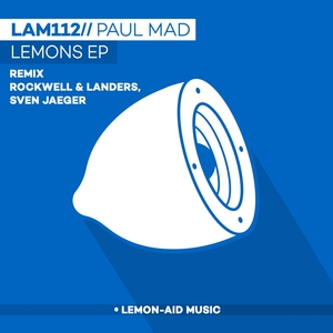PAUL MAD - Lemons EP