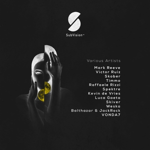 VARIOUS - SubVision Various Artists Vol 1