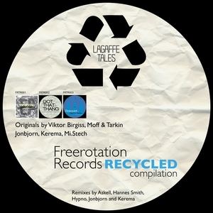VARIOUS - Freerotation Records Recycled