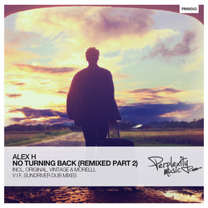 ALEX H - There's No Turning Back, Dub Mixes Part 2