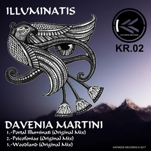 DAVENIA MARTINI - Illuminatis