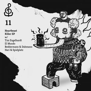 HEARTBEAST - Killer EP
