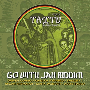 VARIOUS - Go With Jah Riddim