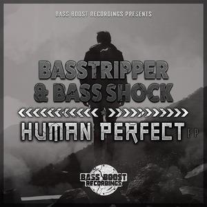 BASSTRIPPER/BASS SHOCK - Human Perfect EP