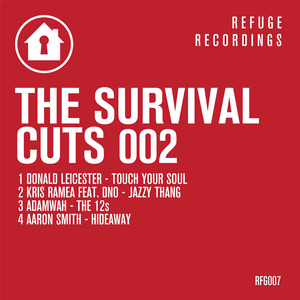 DONALD LEICESTER/KRIS RAMEA/ADAMWAH/AARON H-SMITH - The Survival Cuts 002