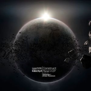 CONSTRUCT - Planet X EP