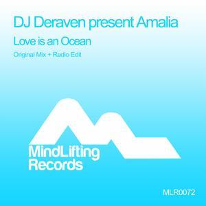 DJ DERAVEN/AMALIA - Love Is An Ocean