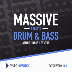 PHAS3LINE - Patchworx 88: Drum And Bass (Sample Pack Massive Presets/MIDI/WAV)