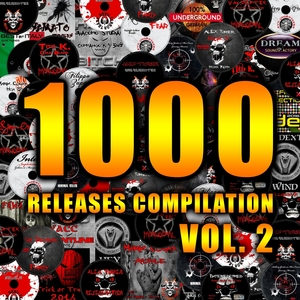 VARIOUS - 1000 Releases Compilation Vol 2