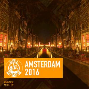VARIOUS - Madhouse Amsterdam 2016