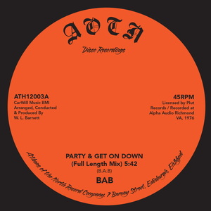 BAB - Party & Get On Down
