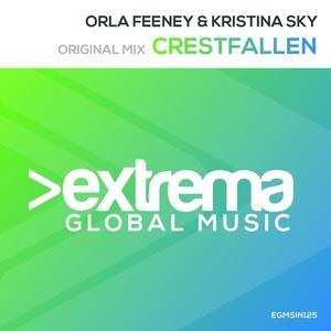 ORLA FEENEY & KRISTINA SKY - Crestfallen