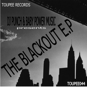 DJ PUNCH - The Blackout EP