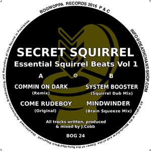 SECRET SQUIRREL - Essential Squirrel Beats Vol 1