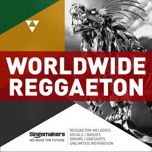 SINGOMAKERS - Worldwide Reggaeton (Sample Pack WAV/APPLE/LIVE/REASON)
