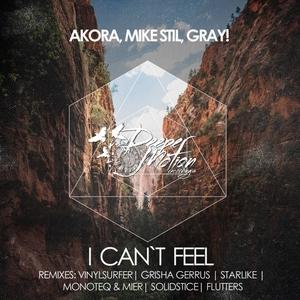AKORA/MIKE STIL/GRAY! - I Can't Feel