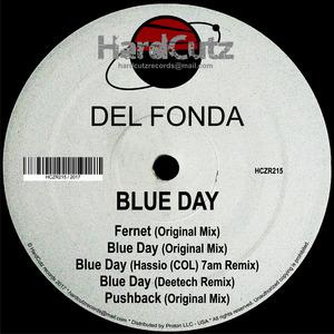 DEL FONDA - Blue Day