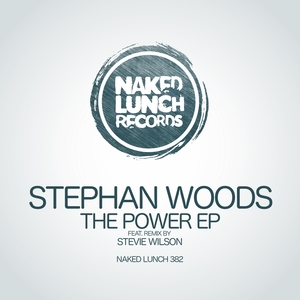 STEPHAN WOODS - The Power EP